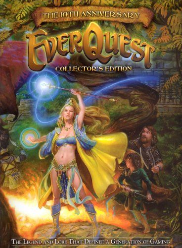 9780744010688: EverQuest: The 10th Anniversary Collector's Edition