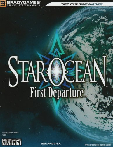 9780744010718: STAR OCEAN: First Departure Official Strategy Guide (Brady Games)