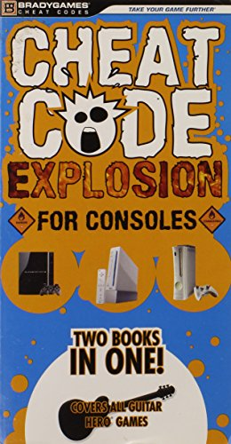 9780744010756: Cheat Code Explosion for Handhelds and Consoles (Nintendo DS, Playstation 2, 3, PSP, Nintendo Wii, Xbox 360)