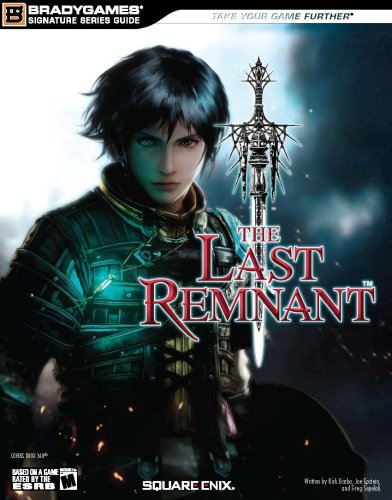 9780744010763: The Last Remnant Signature Series Guide