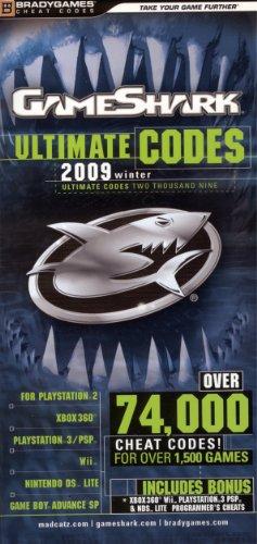 9780744010824: GameShark Ultimate Codes Winter 2009