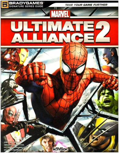 9780744010879: Marvel: Ultimate Alliance 2 (BradyGames Signature Series Guide)
