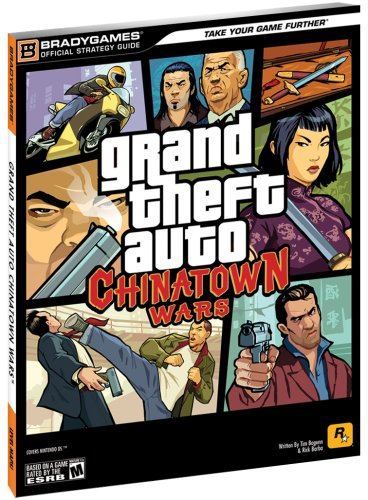 9780744010954: Grand Theft Auto: Chinatown Wars Official Stategy Guide (Official Strategy Guides (Bradygames))