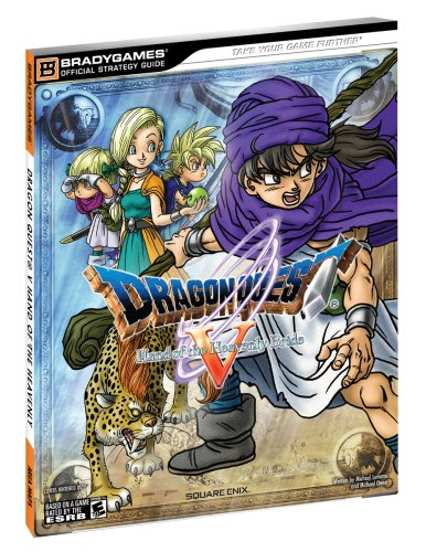 9780744010985: DRAGON QUEST V: Hand of the Heavenly Bride Official Strategy Guide (Bradygames Strategy Guides)
