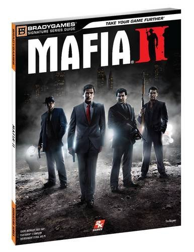 9780744011012: Mafia II Signature Series Strategy Guide (Brady Games Signature Series)