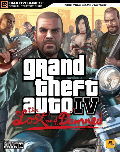9780744011074: Grand Theft Auto IV: The Lost and Damned Official Strategy Guide (Roc Rockstar) (Official Strategy Guides (Bradygames))