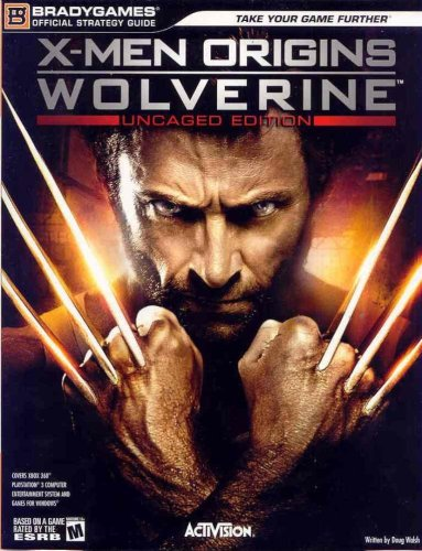 9780744011104: X-Men Origins: Wolverine (BradyGames Official Strategy Guide)