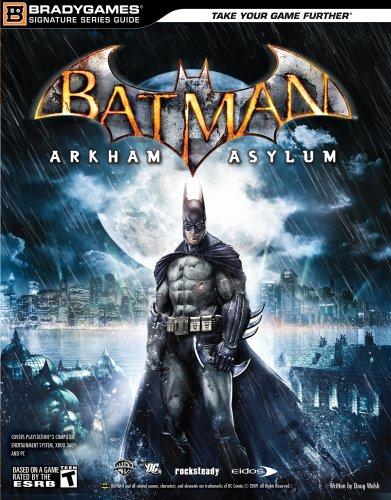 9780744011111: Batman: Arkham Asylum Signature Series Guide (Brady Games)