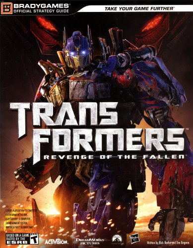 9780744011128: Transformers: Revenge of the Fallen Official Strategy Guide (Official Strategy Guides (Bradygames))