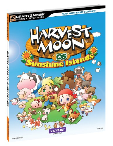 9780744011159: Harvest Moon Sunshine Islands: Official Strategy Guide: Nintendo DS