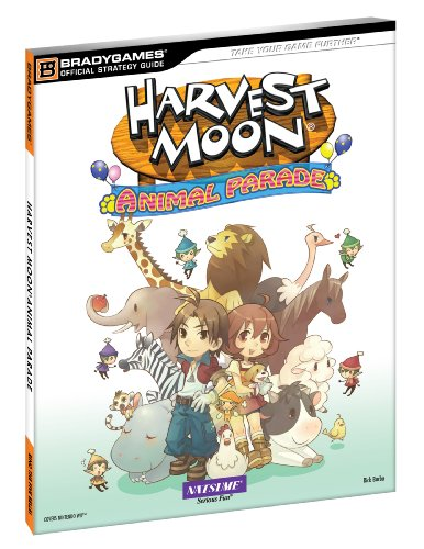 9780744011173: Harvest Moon: Animal Parade: Official Strategy Guide