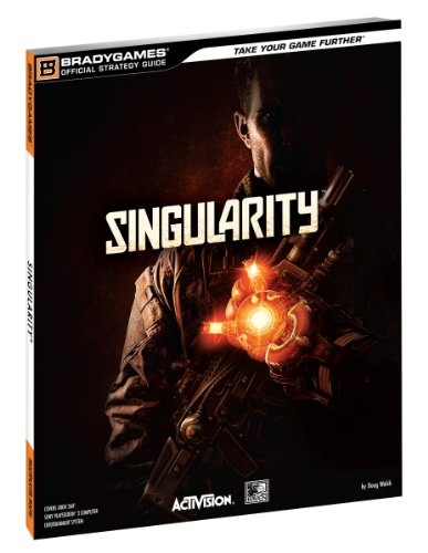 9780744011180: Singularity Official Strategy Guide (Official Strategy Guides (Bradygames))