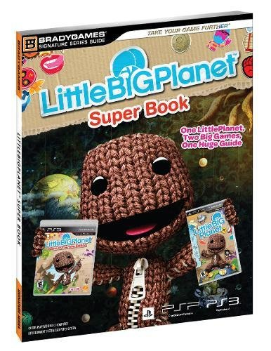 9780744011470: LittleBigPlanet Super Book Signature Series Strategy Guide (Bradygames Signature)