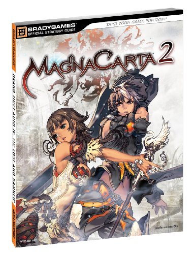 9780744011494: MagnaCarta 2 Official Strategy Guide (Bradygames Strategy Guides)