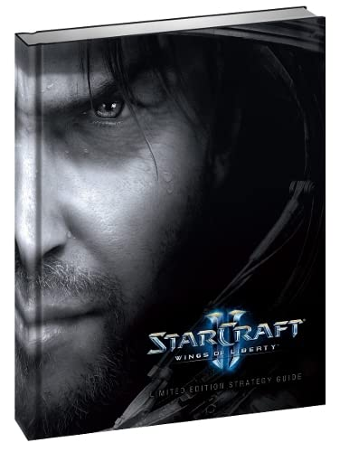 9780744011616: Starcraft II Limited Edition Strategy Guide (Brady Games)