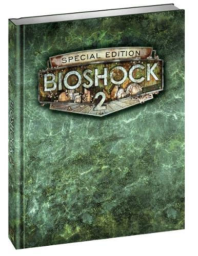 9780744011630: BioShock 2 Limited Edition Strategy Guide (Bradygames Special Edition Guides)