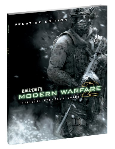 9780744011654: Call of Duty: Modern Warfare 2 Prestige Edition Strategy Guide