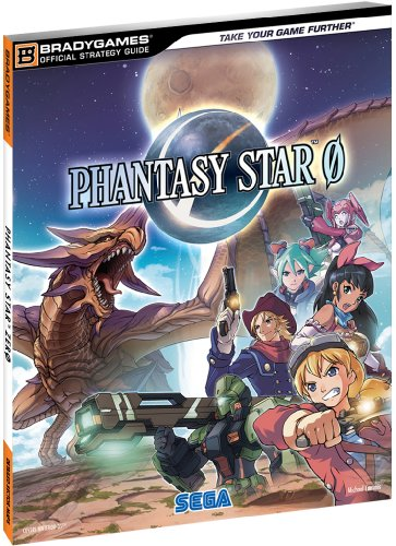 9780744011739: Phantasy Star 0 (Official Strategy Guides (Bradygames))