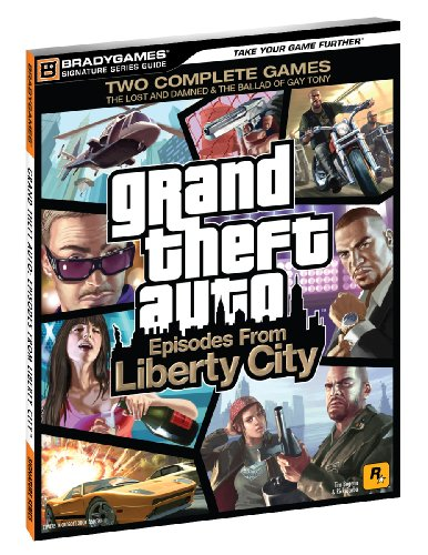 9780744011746: Grand Theft Auto: Episodes from Liberty City Signature Series Strategy Guide (Brady Games)