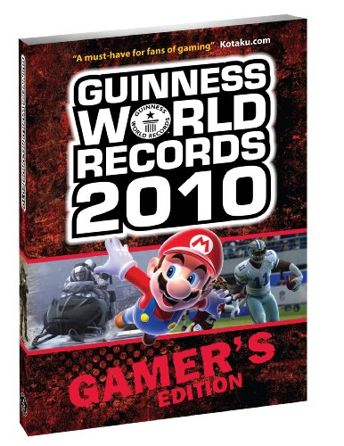 9780744011838: Guinness World Records Gamers Edition 2010