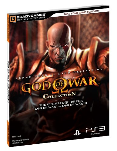 9780744011852: God of War Collection Official Strategy Guide (Bradygames Official Strategy Guide)