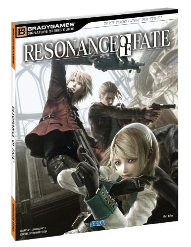 9780744011999: Resonance of Fate Signature Series Strategy Guide (Bradygames Signature Guides)
