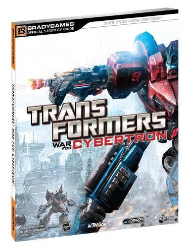9780744012170: Transformers: Cybertron Official Strategy Guide (Official Strategy Guides (Bradygames))