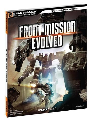 9780744012217: Front Mission Evolved Official Strategy Guide