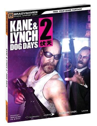 9780744012293: OSG Kane & Lynch 2: Dog Days (Brady Games)