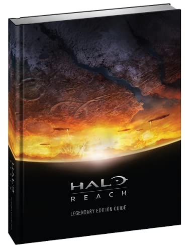 9780744012330: Halo: Reach Legendary Edition Guide (Brady Games) (Cover image may Vary)