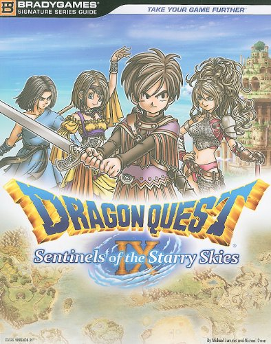 9780744012385: Dragon Quest IX: Sentinels of the Starry Sky (Bradygames Signature Series Guide)