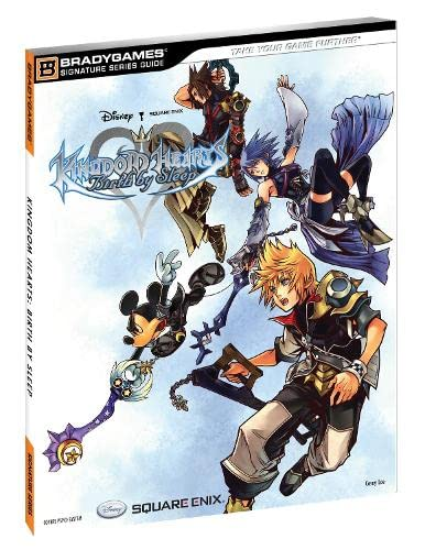 9780744012392: Kingdom Hearts: Birth by Sleep Signature Series (Brady Games) (Bradygames Signature Guides)