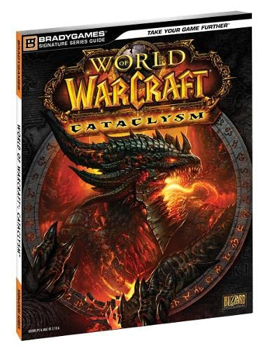 9780744012415: World of Warcraft Cataclysm Signature Series Guide