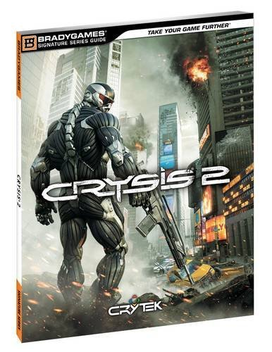 9780744012446: Crysis 2 Official Strategy Guide