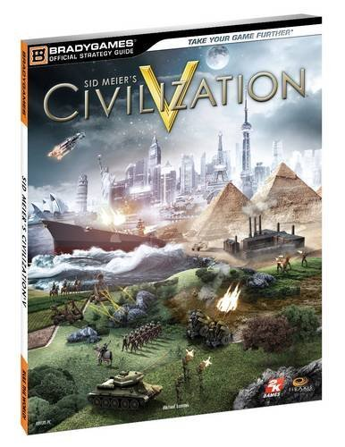 9780744012453: Civilization V Official Strategy Guide (Bradygames Official Strategy Guides)