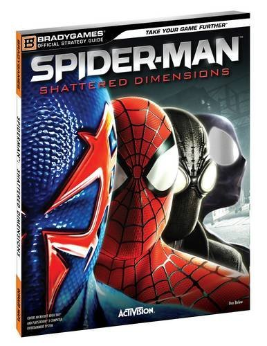 9780744012538: Spider-Man: Shattered Dimensions Official Strategy Guide