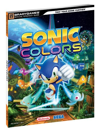 9780744012583: Sonic Colors: Official Strategy Guide