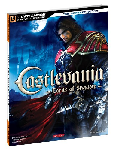 9780744012590: Castlevania: Lords of Shadow Official Strategy Guide