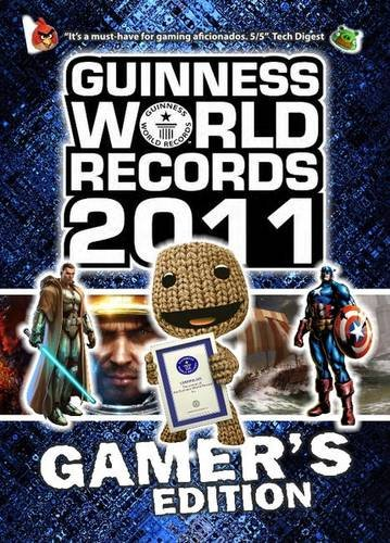 9780744012613: Guinness World Records Gamers Edition 2011