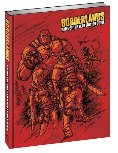 9780744012620: Borderlands Game of the Year Signature Series Strategy Guide