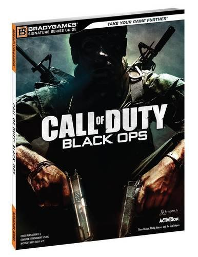9780744012729: Call of Duty: Black Ops Signature Series (Bradygames Signature Guides)