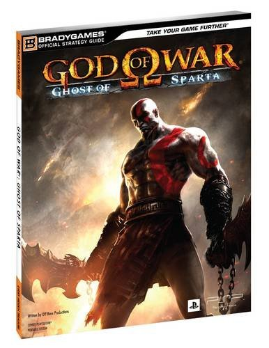 9780744012767: God of War: Ghost of Sparta Official Strategy Guide