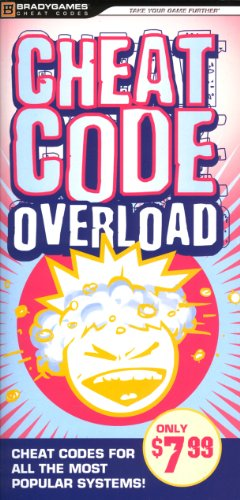 9780744012811: Cheat Code Overload Winter 2011