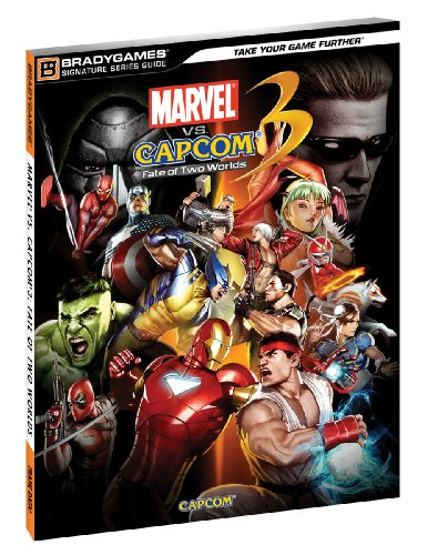 9780744012873: Marvel vs. Capcom 3 Signature Series Guide