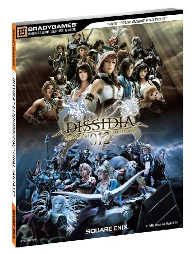 9780744012996: Dissidia 012 Duodecim Final Fantasy Signature Series Guide