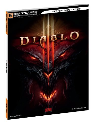 9780744013108: Diablo III Signature Series Guide (Brady Games)