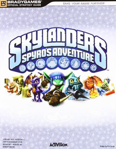 9780744013115: Skylanders: Spyro's Adventure Official Strategy Guide (Official Strategy Guides (Bradygames))