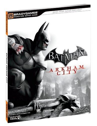 9780744013160: Batman Arkham City Signature Series Guide