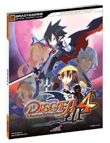 9780744013184: Disgaea 4: A Promise Unforgotten: Official Strategy Guide