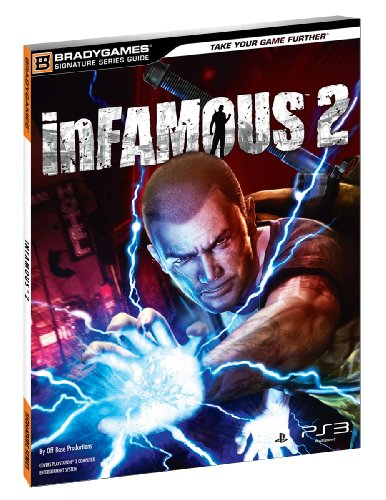 9780744013191: inFAMOUS 2 Signature Series Guide (Bradygames Signature Series Ps3)